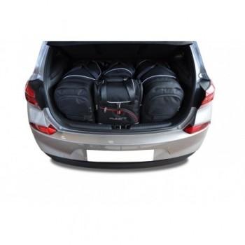 Maßgeschneiderter Kofferbausatz für Hyundai i30 5 türen (2017 - neuheiten)