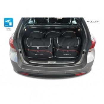 Maßgeschneiderter Kofferbausatz für Hyundai i40 touring (2011 - neuheiten)