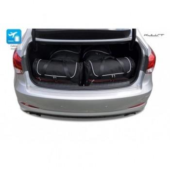 Maßgeschneiderter Kofferbausatz für Hyundai i40 5 türen (2011 - neuheiten)