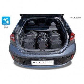 Maßgeschneiderter Kofferbausatz für Hyundai Ioniq elektrofahrzeuge (2016 - neuheiten)