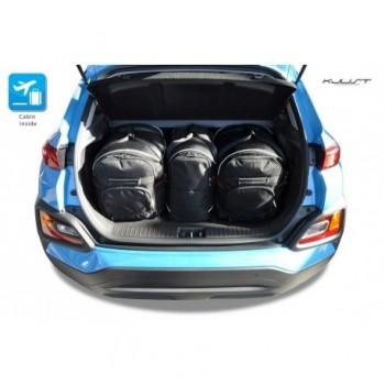 Maßgeschneiderter Kofferbausatz für Hyundai Kona SUV (2017 - neuheiten)