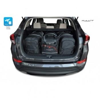 Maßgeschneiderter Kofferbausatz für Hyundai Tucson (2016 - neuheiten)