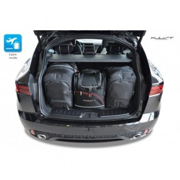 Maßgeschneiderter Kofferbausatz für Jaguar E-Pace