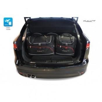 Maßgeschneiderter Kofferbausatz für Jaguar F-Pace