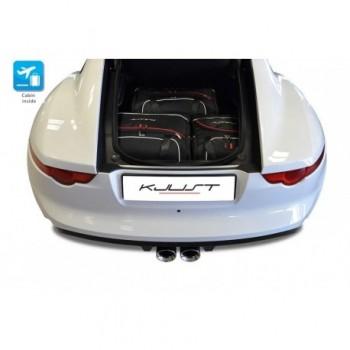 Maßgeschneiderter Kofferbausatz für Jaguar F-Type