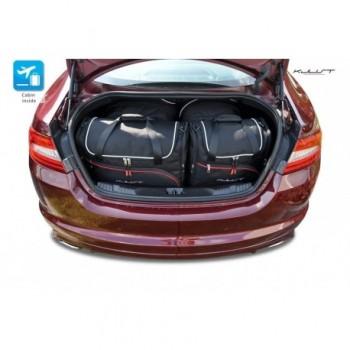 Maßgeschneiderter Kofferbausatz für Jaguar XF (2008 - 2015)