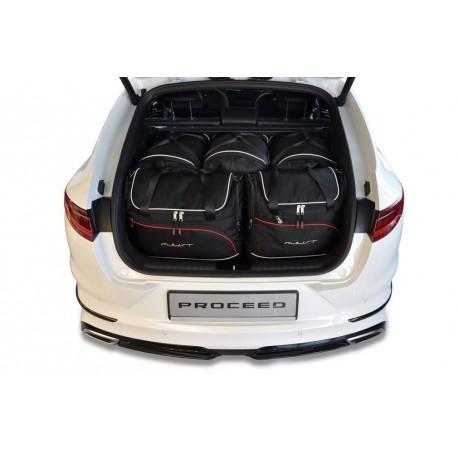 Maßgeschneiderter Kofferbausatz für Kia Pro Ceed (2019 - neuheiten)