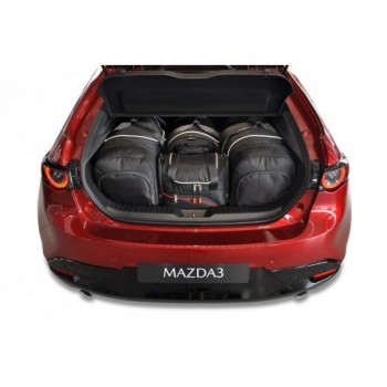 Maßgeschneiderter Kofferbausatz für Mazda 3 (2017 - 2019)