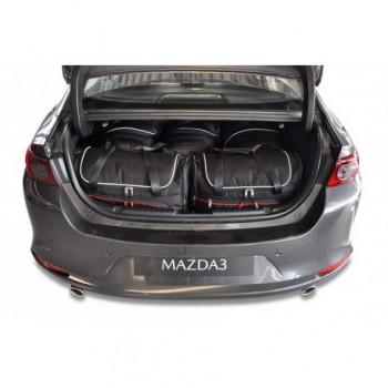 Maßgeschneiderter Kofferbausatz für Mazda 3 limousine (2017 - neuheiten)