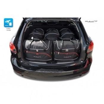 Maßgeschneiderter Kofferbausatz für Mazda 6 Wagon (2013 - 2017)