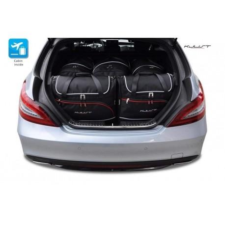 Maßgeschneiderter Kofferbausatz für Mercedes CLS X218 touring (2012 - 2014)