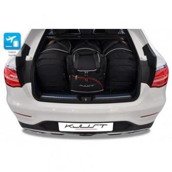 Maßgeschneiderter Kofferbausatz für Mercedes GLC C253 Coupé (2016 - neuheiten)