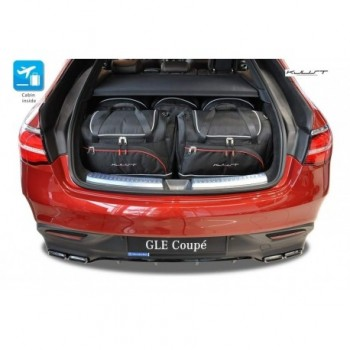 Maßgeschneiderter Kofferbausatz für Mercedes GLE C292 Coupé (2015 - neuheiten)