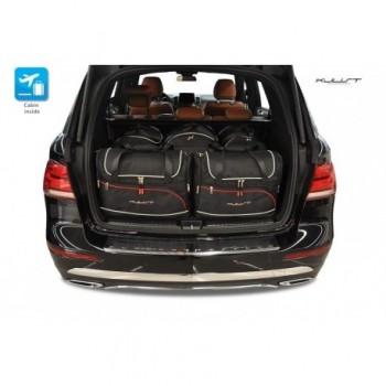 Maßgeschneiderter Kofferbausatz für Mercedes GLE SUV (2015 - 2018)