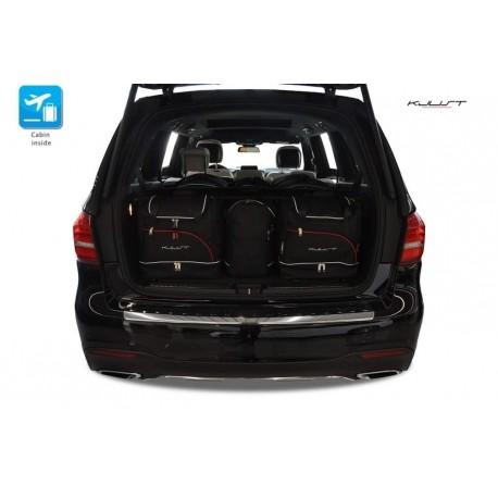 Maßgeschneiderter Kofferbausatz für Mercedes GLS X166 5 plätze (2016 - neuheiten)