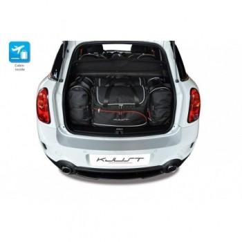 Maßgeschneiderter Kofferbausatz für Mini Countryman R60 (2010 - 2017)