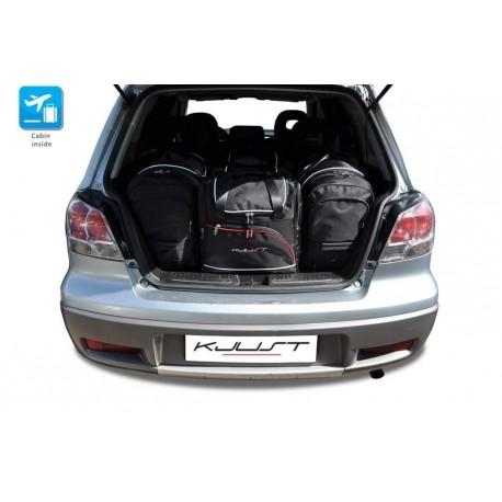 Maßgeschneiderter Kofferbausatz für Mitsubishi Outlander (2003 - 2007)