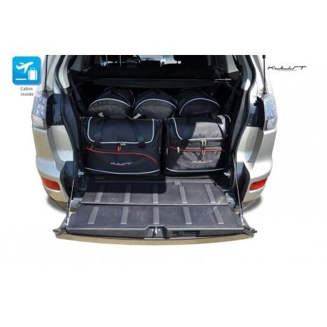 Maßgeschneiderter Kofferbausatz für Mitsubishi Outlander 5 plätze (2007 - 2012)