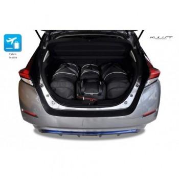 Maßgeschneiderter Kofferbausatz für Nissan Leaf (2017 - neuheiten)