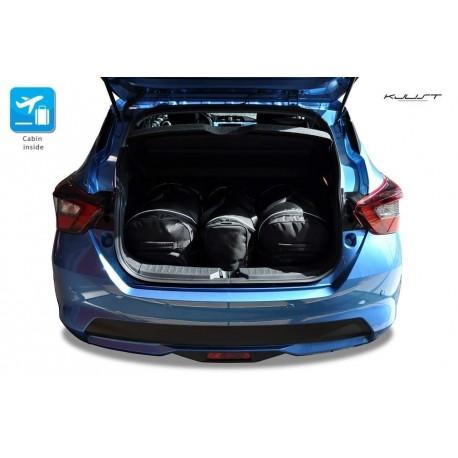 Maßgeschneiderter Kofferbausatz für Nissan Micra (2017 - neuheiten)