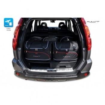Maßgeschneiderter Kofferbausatz für Nissan X-Trail (2007 - 2014)