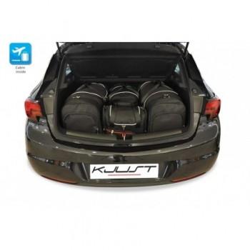 Maßgeschneiderter Kofferbausatz für Opel Astra K 3 oder 5 türen (2015 - neuheiten)