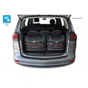 Maßgeschneiderter Kofferbausatz für Opel Zafira C (2012 - 2018)