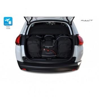 Maßgeschneiderter Kofferbausatz für Peugeot 2008 (2013 - 2016)