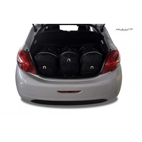 Maßgeschneiderter Kofferbausatz für Peugeot 208