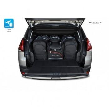 Maßgeschneiderter Kofferbausatz für Peugeot 3008 (2009 - 2016)