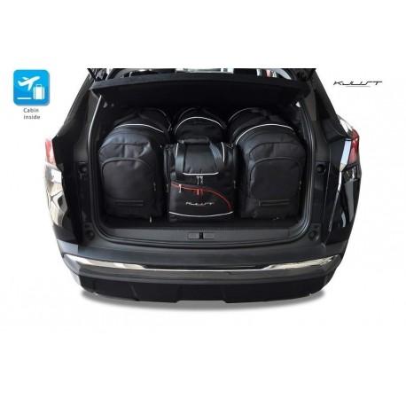 Maßgeschneiderter Kofferbausatz für Peugeot 3008 (2016 - neuheiten)