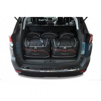 Maßgeschneiderter Kofferbausatz für Peugeot 5008 5 plätze (2017 - neuheiten)