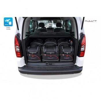 Maßgeschneiderter Kofferbausatz für Peugeot Partner (2008 - 2018)