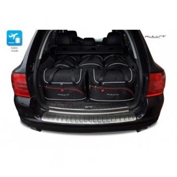 Maßgeschneiderter Kofferbausatz für Porsche Cayenne 9PA Restyling (2007 - 2010)