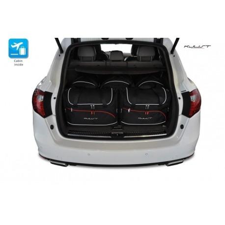 Maßgeschneiderter Kofferbausatz für Porsche Cayenne 92A Restyling (2014 - neuheiten)