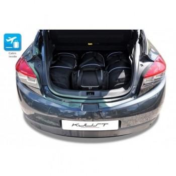 Maßgeschneiderter Kofferbausatz für Renault Megane 3 oder 5 türen (2009 - 2016)