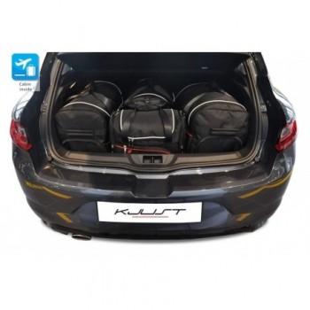 Maßgeschneiderter Kofferbausatz für Renault Megane 5 türen (2016 - neuheiten)
