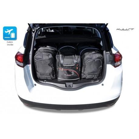 Maßgeschneiderter Kofferbausatz für Renault Scenic (2016 - neuheiten)