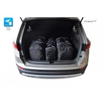 Maßgeschneiderter Kofferbausatz für Seat Ateca