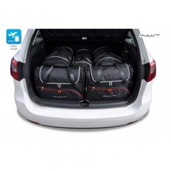 Maßgeschneiderter Kofferbausatz für Seat Ibiza ST (2008-2018)