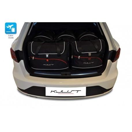 Maßgeschneiderter Kofferbausatz für Seat Leon MK3 touring (2012 - 2018)