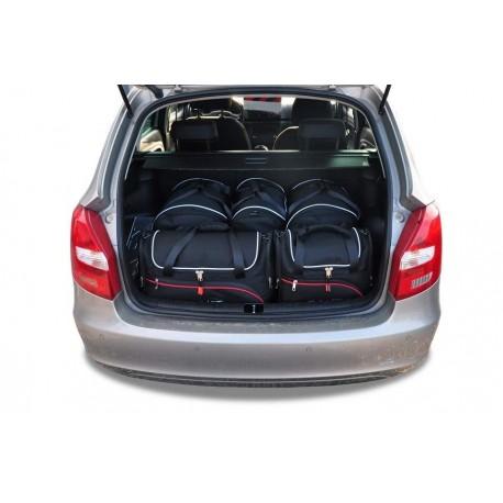 Maßgeschneiderter Kofferbausatz für Skoda Fabia Combi (2008 - 2015)