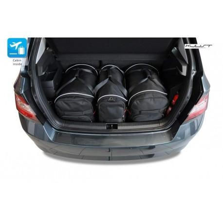 Maßgeschneiderter Kofferbausatz für Skoda Fabia Hatchback (2015 - neuheiten)