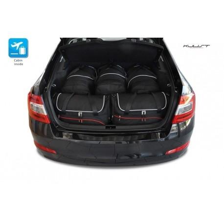 Maßgeschneiderter Kofferbausatz für Skoda Octavia Hatchback (2013 - 2017)