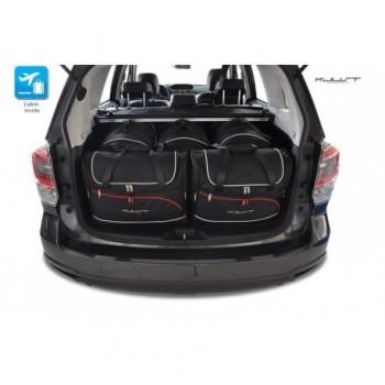 Maßgeschneiderter Kofferbausatz für Subaru Forester (2013 - 2016)
