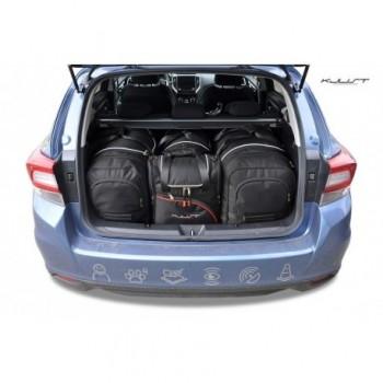 Maßgeschneiderter Kofferbausatz für Subaru Impreza (2018 - neuheiten)