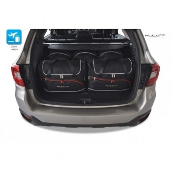 Maßgeschneiderter Kofferbausatz für Subaru Outback (2015 - neuheiten)