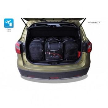 Maßgeschneiderter Kofferbausatz für Suzuki SX4 Cross (2013 - neuheiten)
