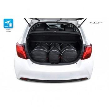 Maßgeschneiderter Kofferbausatz für Toyota Yaris 3 oder 5 türen (2011 - 2017)