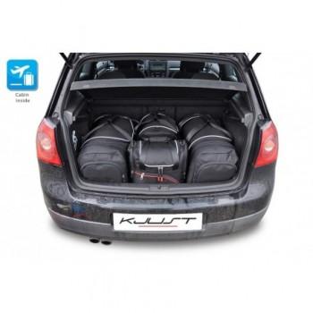 Maßgeschneiderter Kofferbausatz für Volkswagen Golf 5 (2004 - 2008)